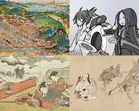 Historical and International Research into Popular Culture to Pursue New Images of Japan
